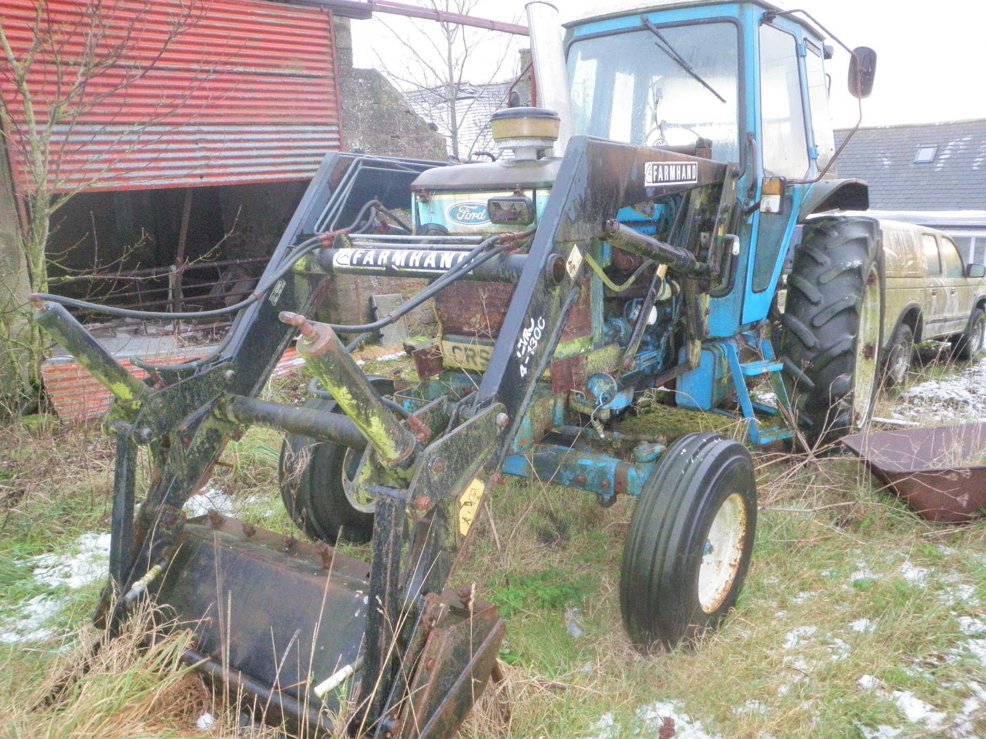 Advice please - Ford 7710 injection pump | The Farming Forum