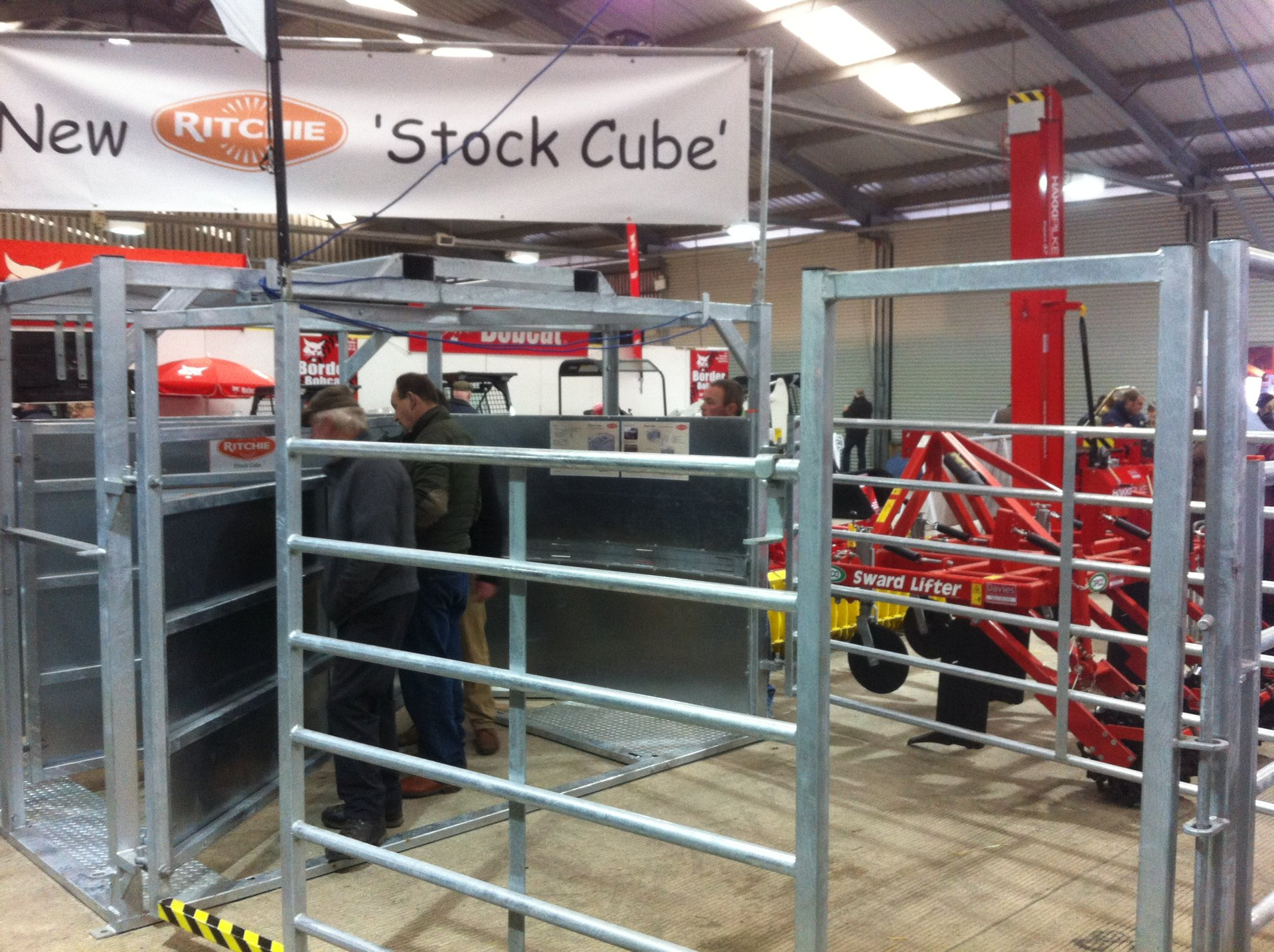 Ritchie stock cube | The Farming Forum