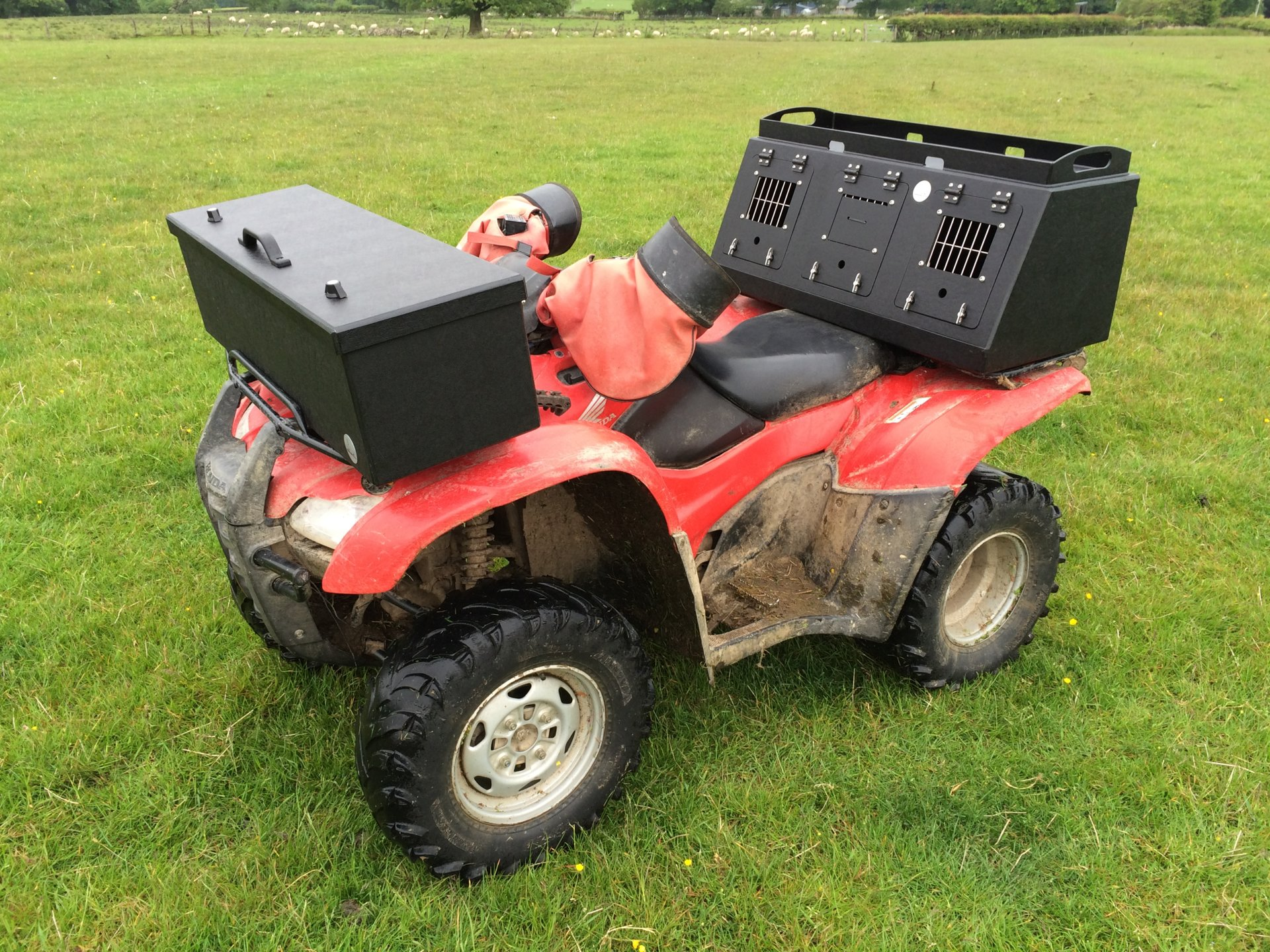 Quad Bike Boxes The Farming Forum