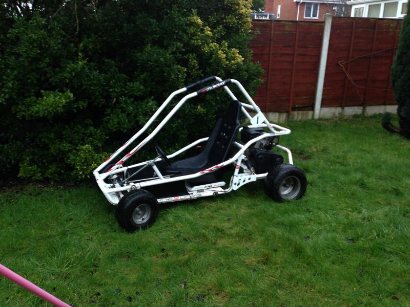 off road buggy 200cc for sale the farming forum. Black Bedroom Furniture Sets. Home Design Ideas