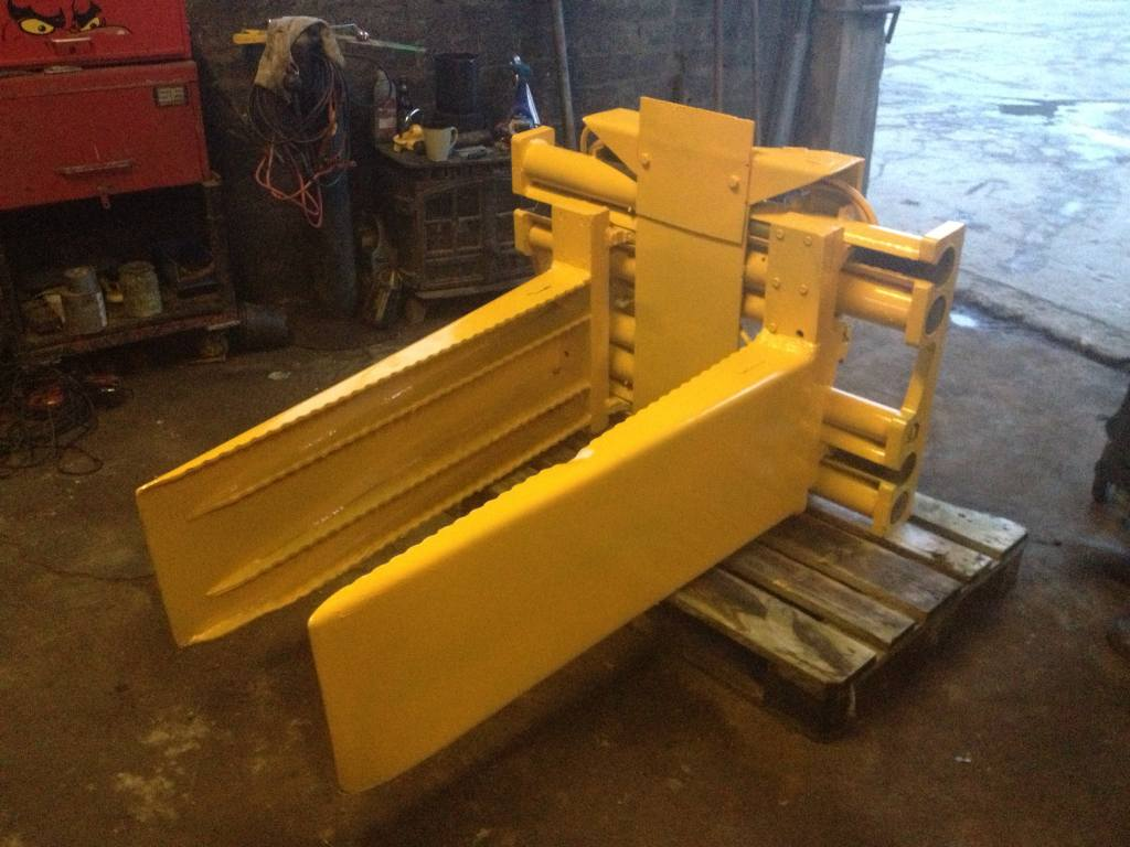 Forklift Bale Squeeze Clampe The Farming Forum
