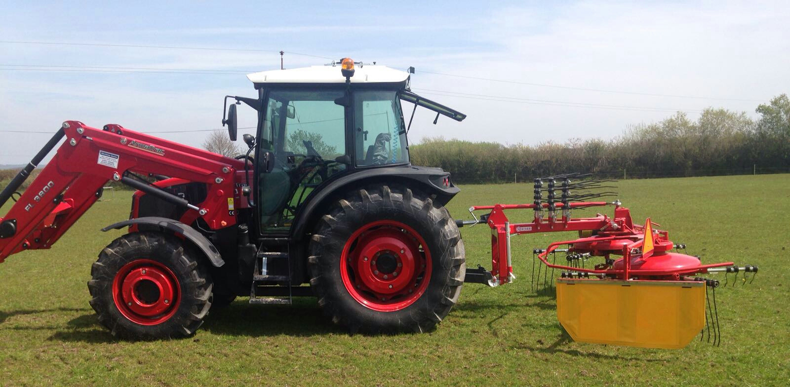 Looking for a tedder rake combi | Page 2 | The Farming Forum