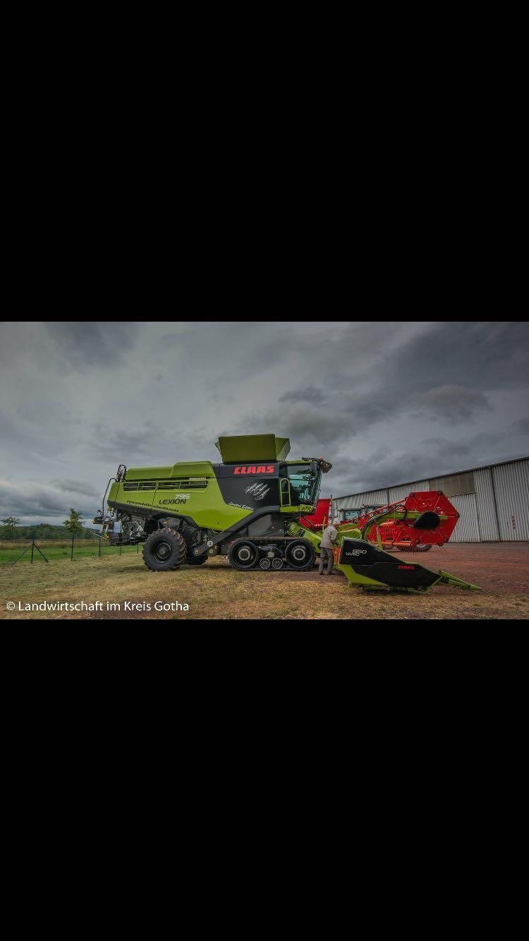 Claas lexicon 795 | The Farming Forum