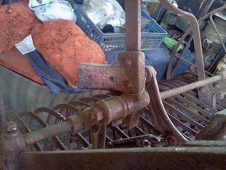 Hay rake | The Farming Forum