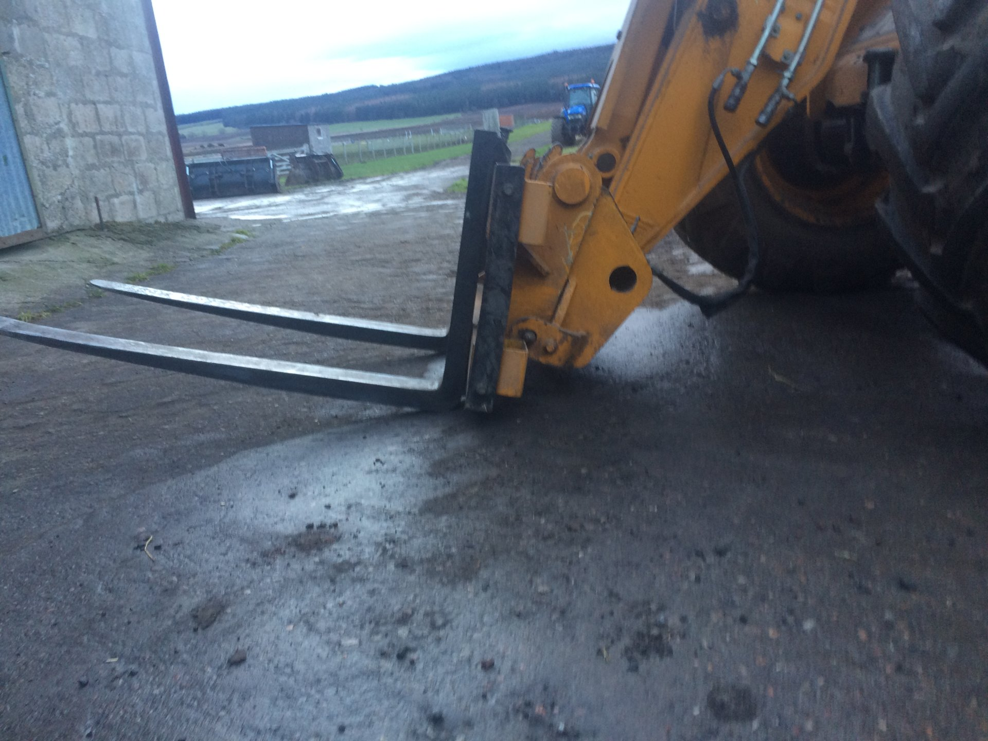 Telehandler / loader carriages | Page 5 | The Farming Forum