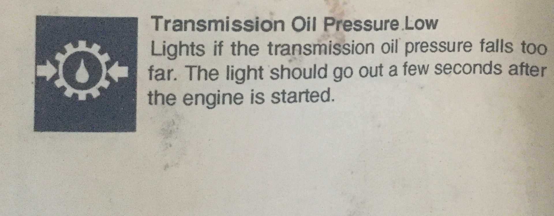 Jcb transmission oil pressure low | The Farming Forum