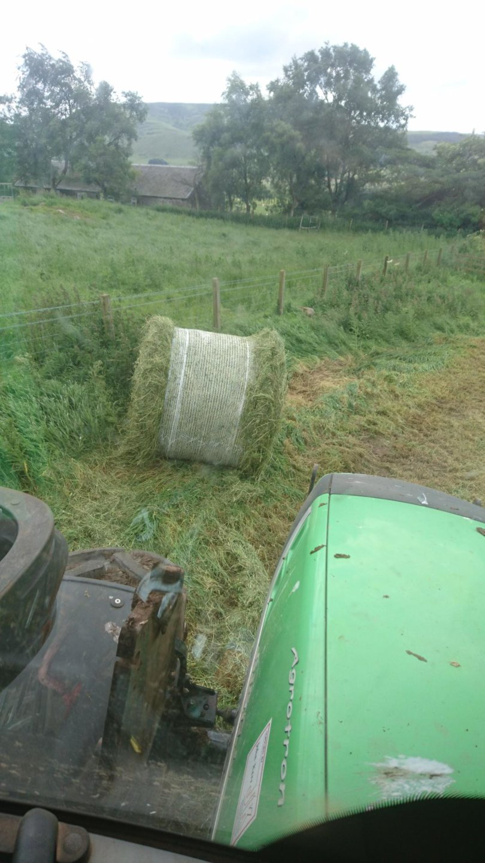 New Krone comprima baler | The Farming Forum