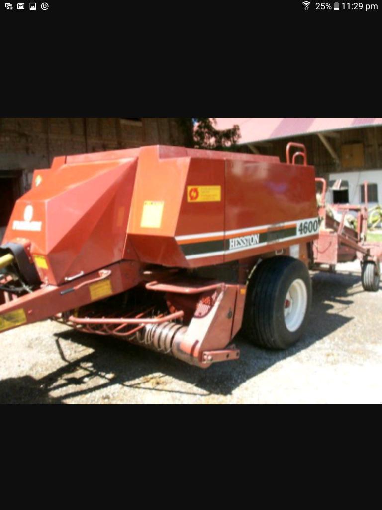 Hesston baler 4600 help needed!!!!!! | The Farming Forum