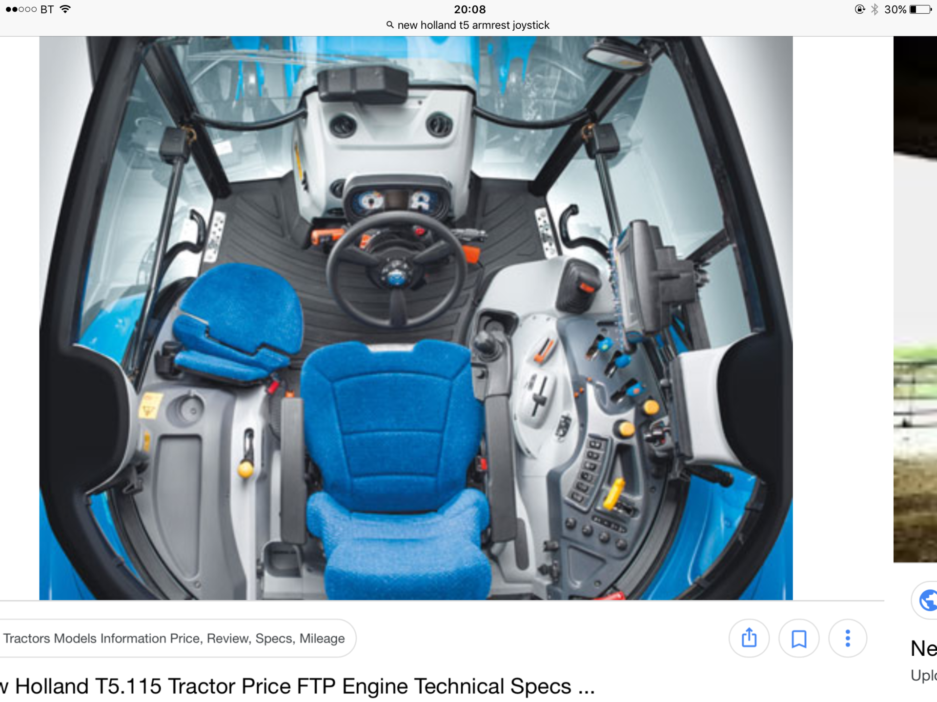New holland electronic loader joystick | The Farming Forum