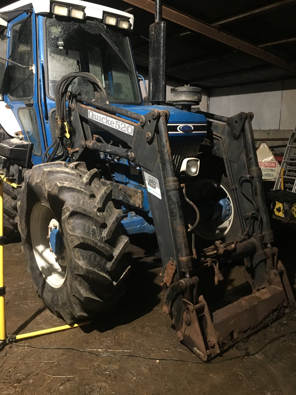 Quicke loader joystick | The Farming Forum
