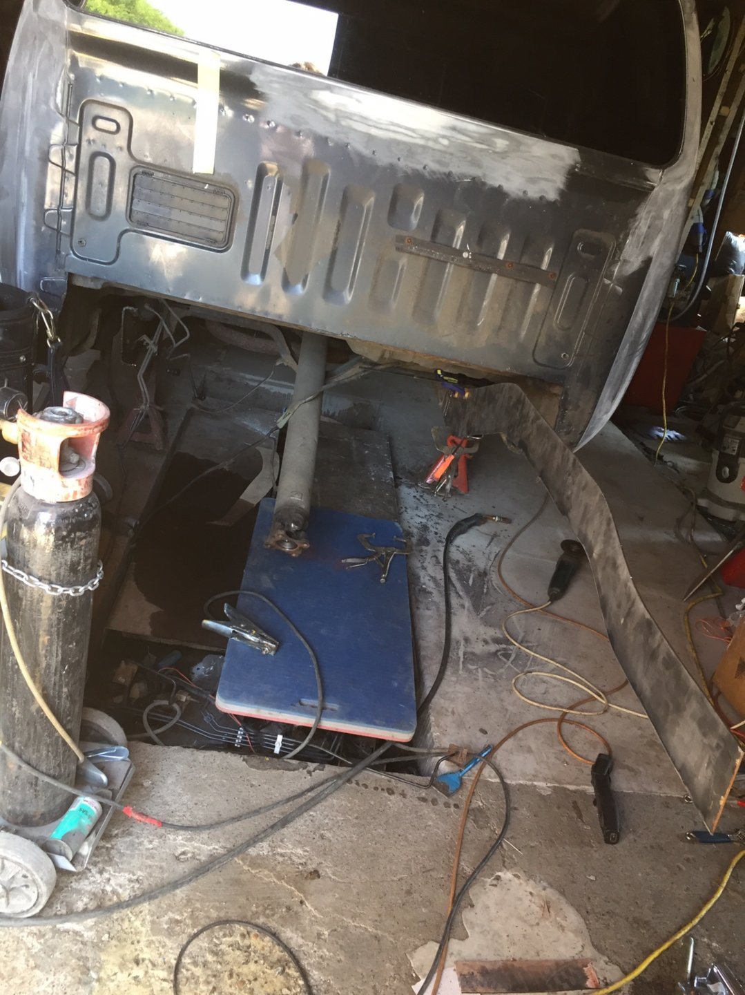 My Navara d40 snapped chassis rebuild    The Farming Forum