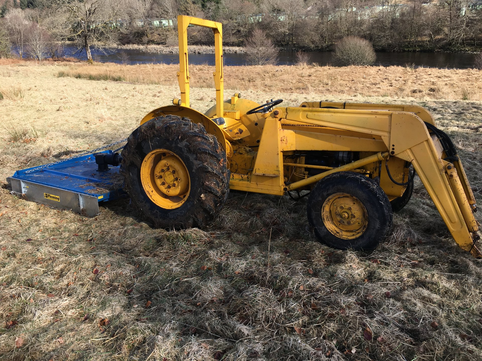 Topper for MF135 | The Farming Forum