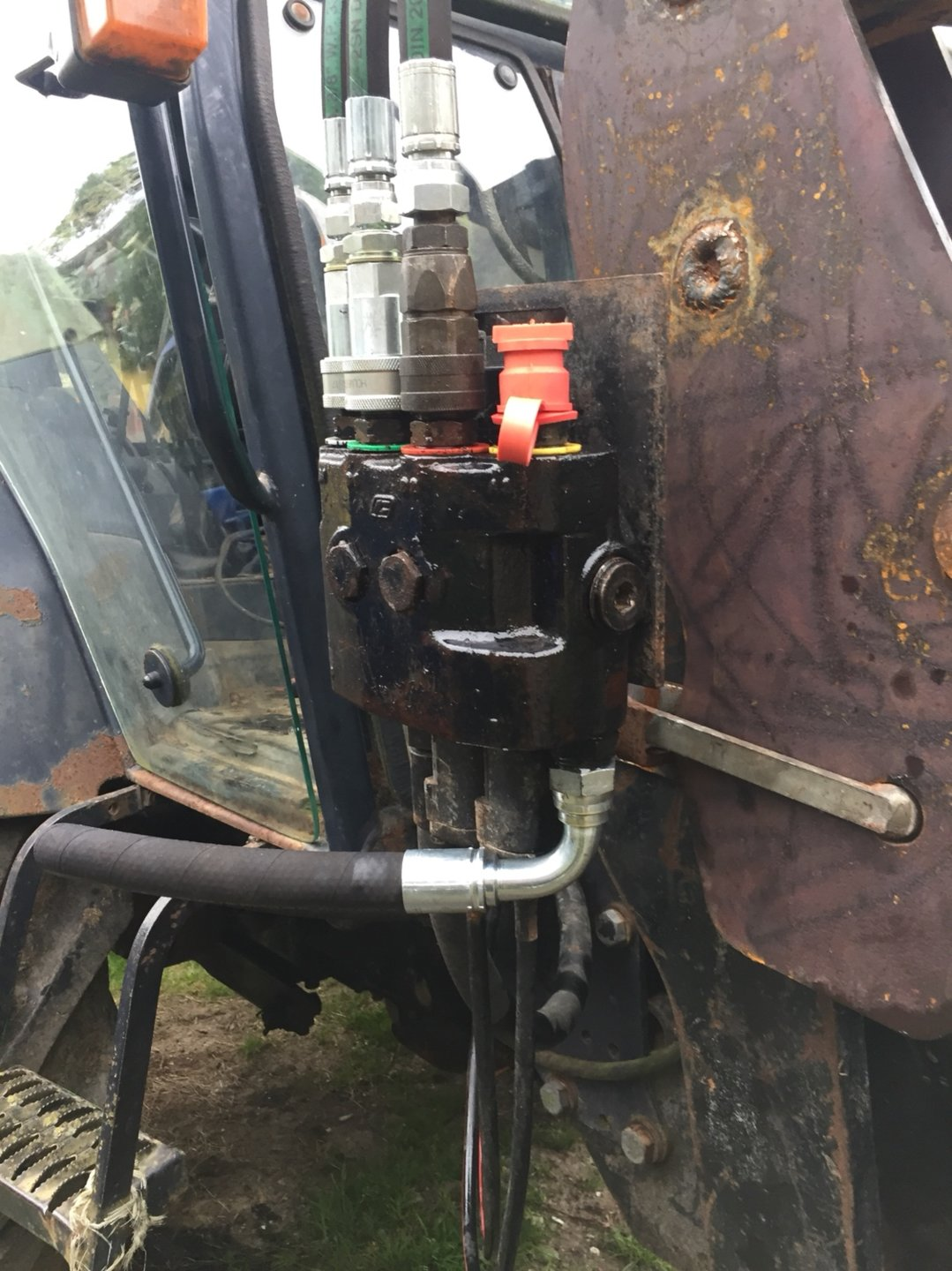 Rear arms not working since fitting loader  | Page 4 | The Farming Forum