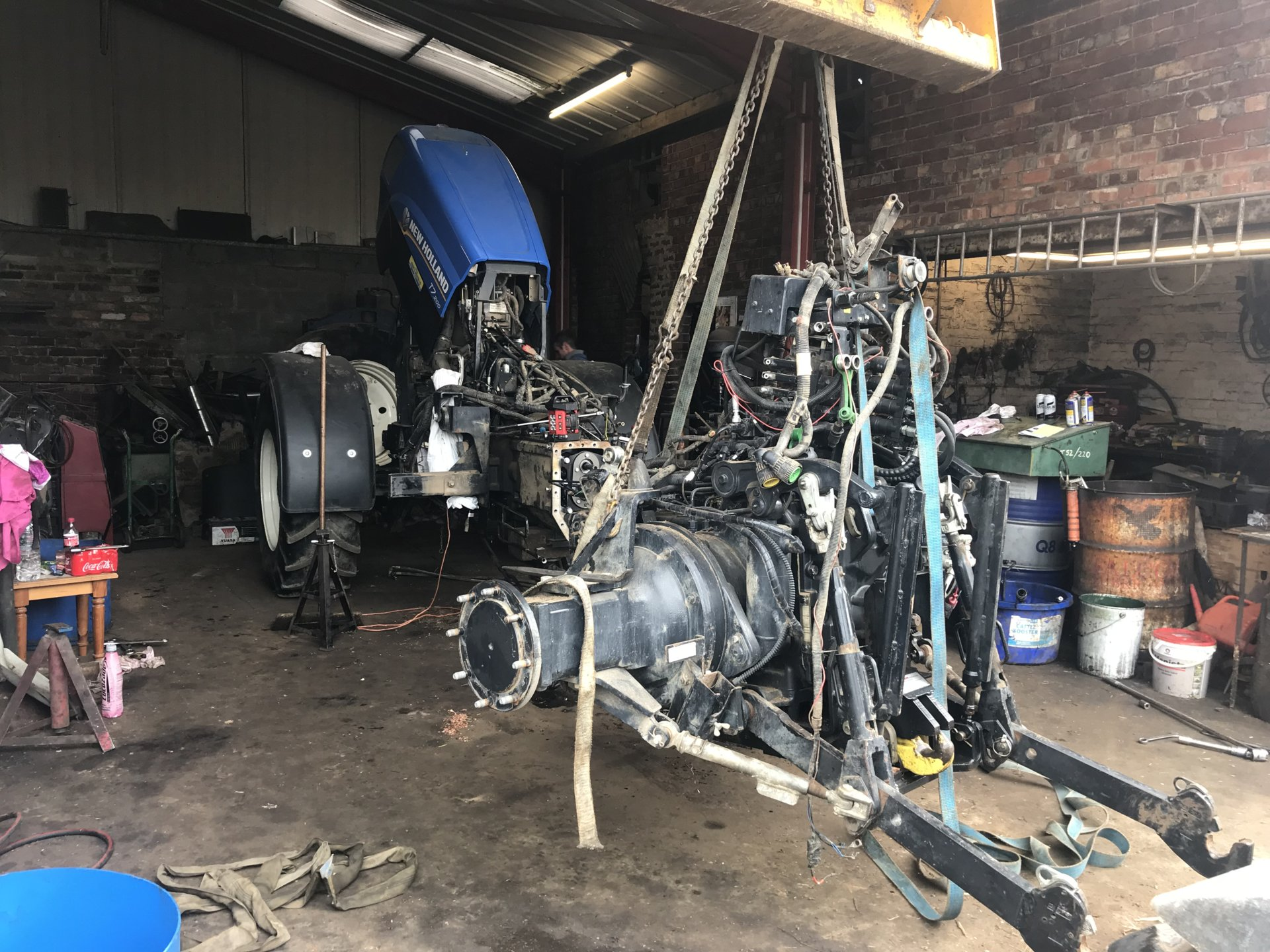 Gearbox Whine Fix