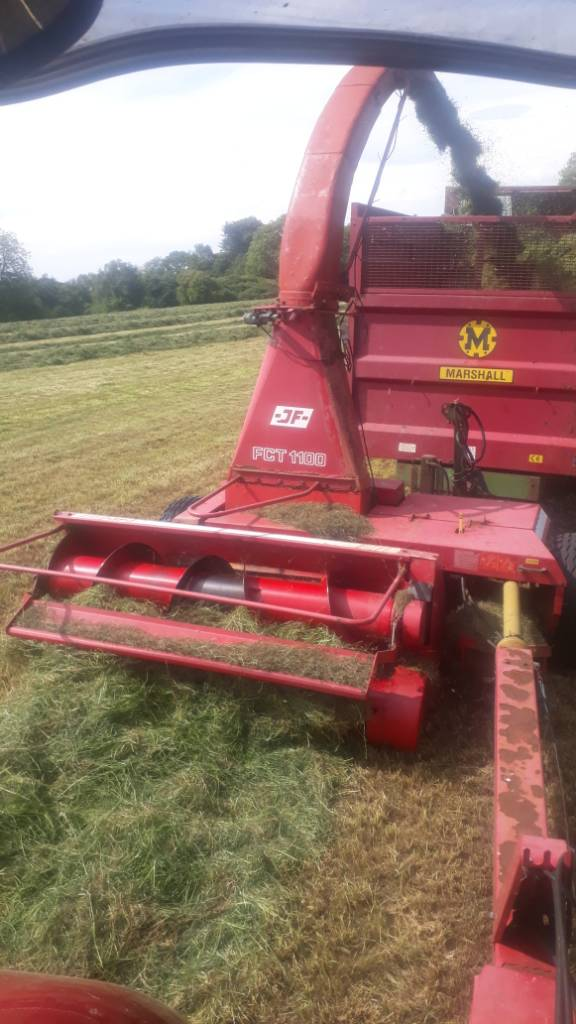 Trailed forage harvesters | The Farming Forum