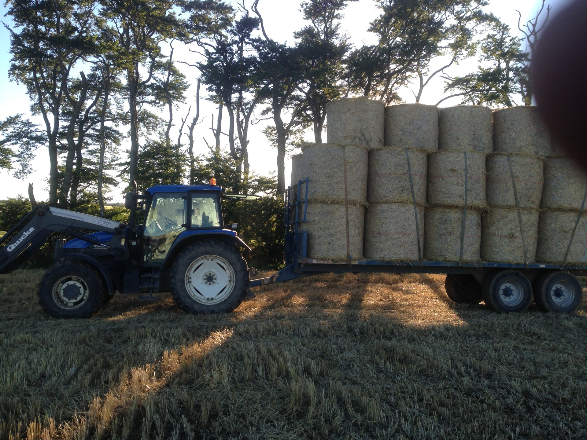 New holland ts115 / tm 140 | Page 3 | The Farming Forum