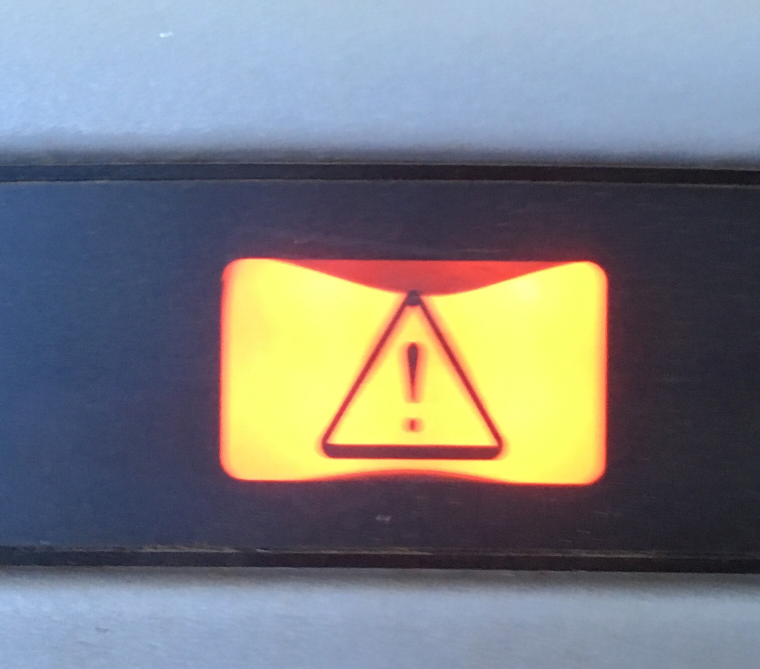 Warning Light - how to diagnose? | The Farming Forum