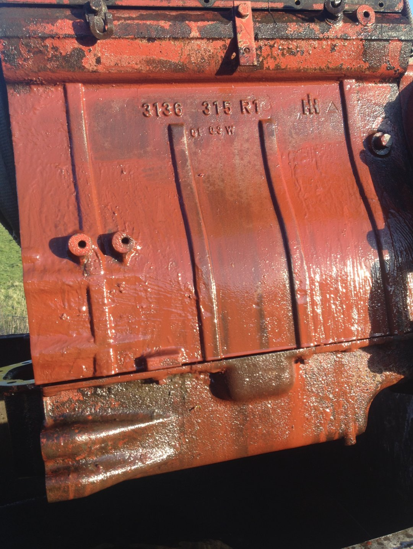 Caustic soda dip tank | The Farming Forum