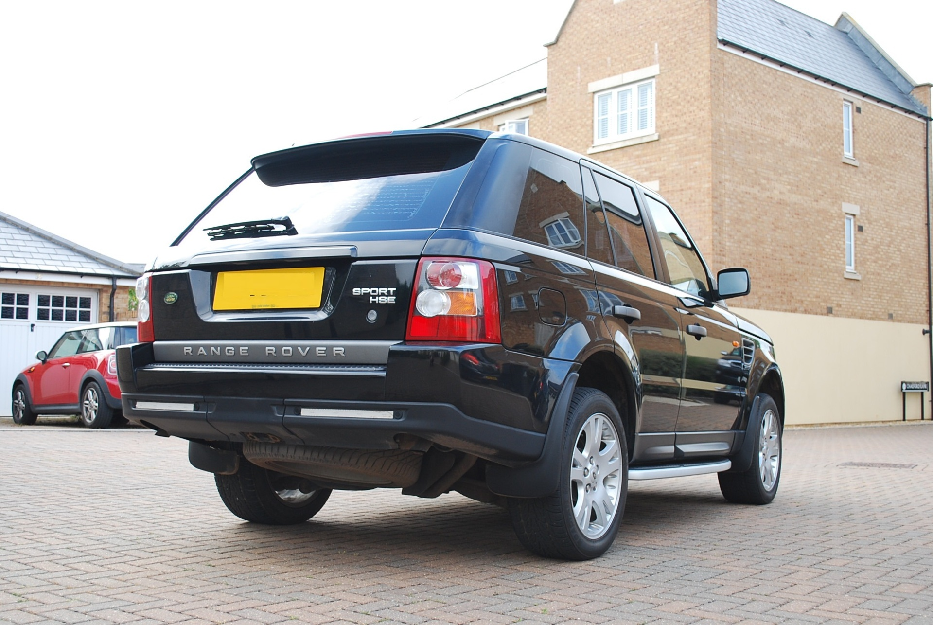 range rover sport tdv6 hse the farming forum. Black Bedroom Furniture Sets. Home Design Ideas
