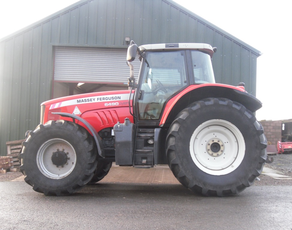 Massey Ferguson 6490 Dyna 6 3400 Hours The Farming Forum