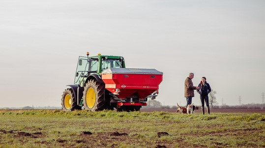 Better fertiliser spreading can save you money in the long run