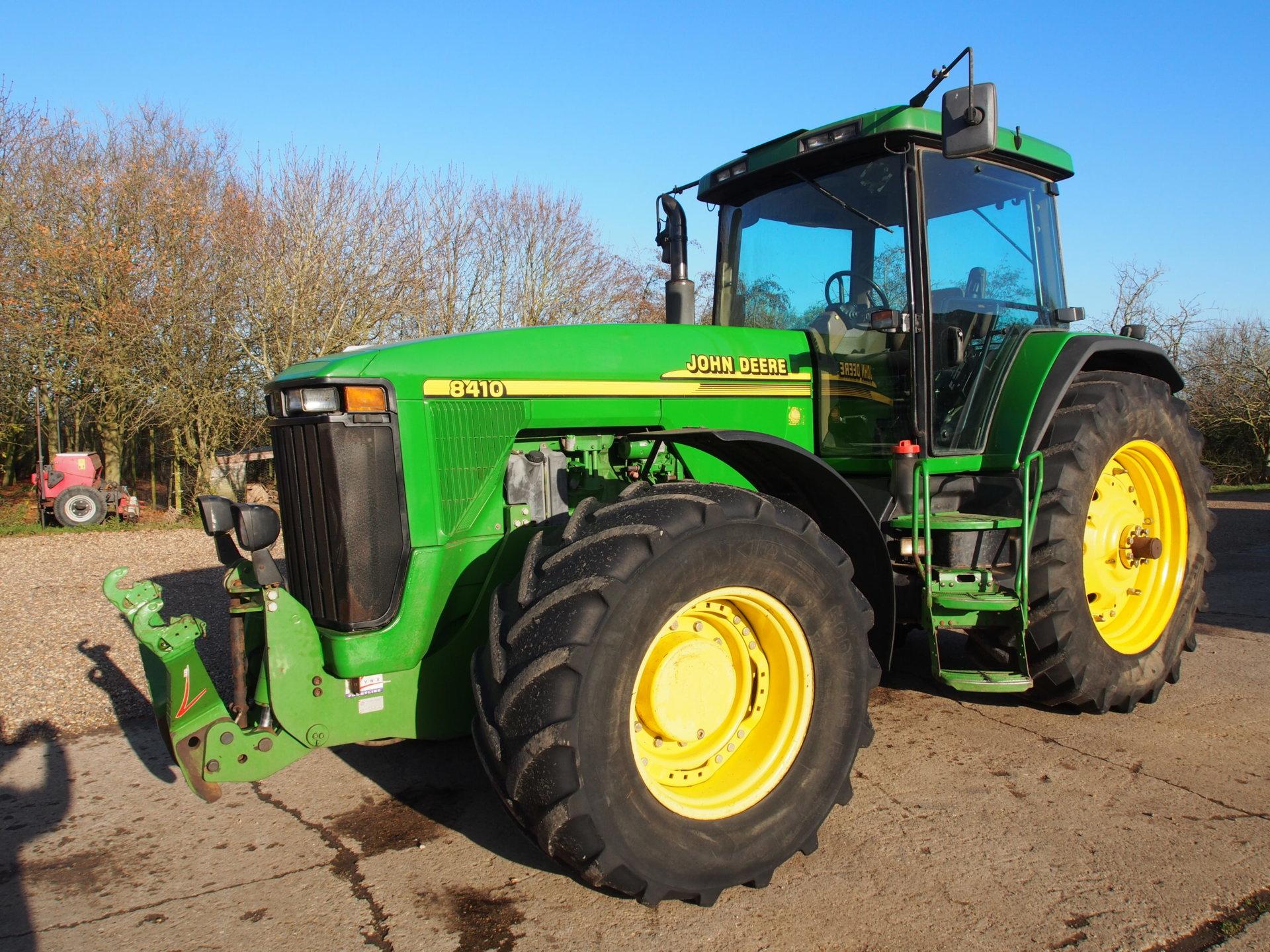 John Deere 8410 The Farming Forum