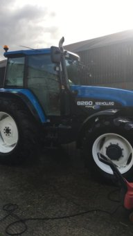 New Holland clunky gear change | The Farming Forum